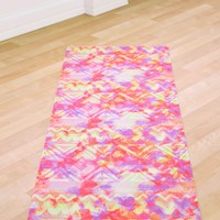 Sunset Festival Yoga Mat