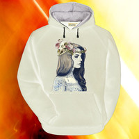 Lana Del Rey Tatto hoodie on S,M,L,XL,XXL,3XL heppy feed.