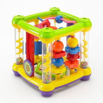 Jumping Beans Busy Baby Activity Center Cube