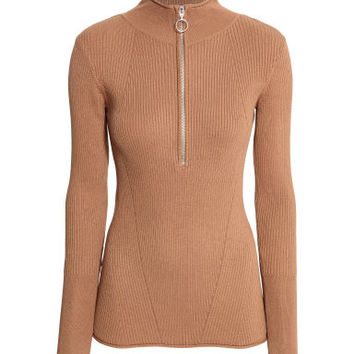 H&M Mock Turtleneck Sweater $14.99