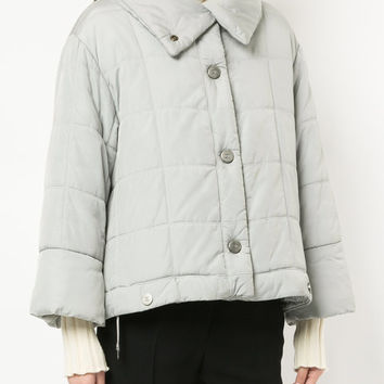 Chanel Vintage Down Boxy Jacket - Farfetch