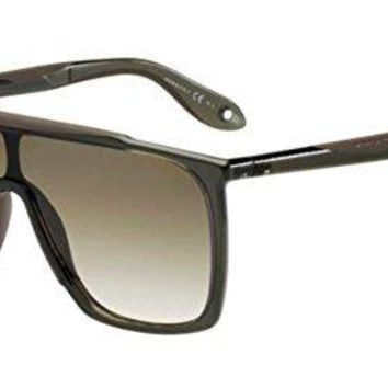 Sunglasses Givenchy 7040 /S 0THR Gray Brown / CC brown gradient lens