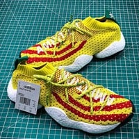 Adidas Crazy BYW Hu Boost Sport Basketball Shoes - Best Online Sale