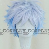 Mix Color Wig (Short,Spike,MGintoki) - Tailor-Made Cosplay Costume