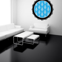 Vinyl Wall Decal Sticker Circular Pattern #OS_MB115