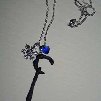 Jack Frost necklace