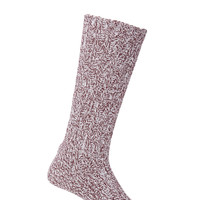 Heathered Knit Socks