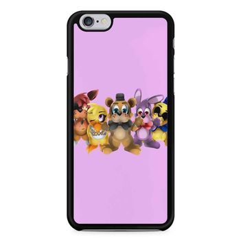 Five Nights Of Kawaii Chibi iPhone 6/6s Case
