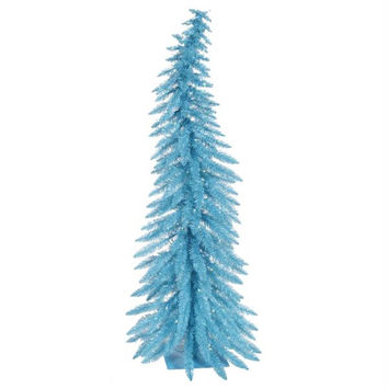 Artificial Christmas Tree - 193 Blue Tips