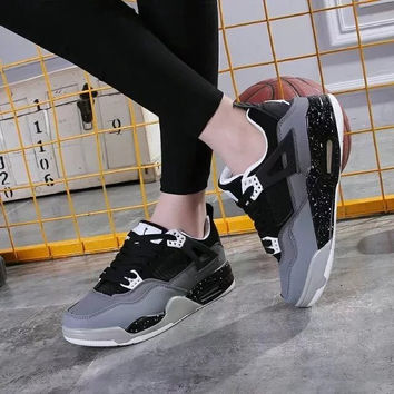 """AIR JORDAN"" Fashion Casual Unisex Air Cushion Sneakers Couple Basketball Shoes Running Shoes"