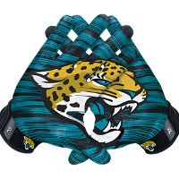 Nike Vapor Jet 3.0 On-Field (NFL Jaguars) Men's Football Gloves