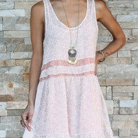BABY DOLL DRESS - FLORAL