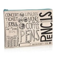 Pratt Pens & Pencil Accessory Pouch 7