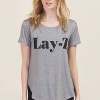 Lay-Z Graphic Tee