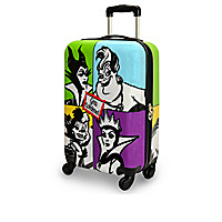 Disney Villains Luggage - 20''