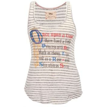 Snow White Tank Top from Disney by: Patterson J. Kincaid for Women | Tops | Disney Store