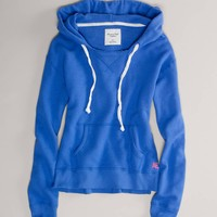AE Graphic Hooded Popover | American Eagle Outfitters
