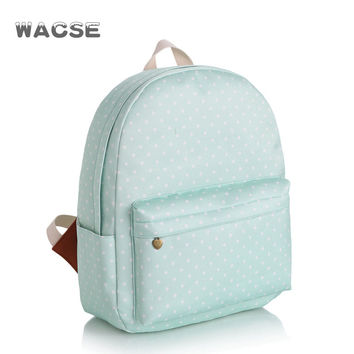 Canvas Korean Fashion Stylish Casual Backpack = 4887897668