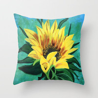 Looking up Throw Pillow by maggs326 | Society6