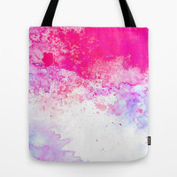 Summer Song #society6 Tote Bag by 83oranges.com