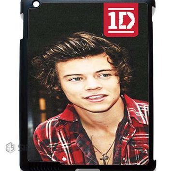 Harry Styles One Direction ipad case, Best Ipad Mini Case, iPad Pro case, Custom Cases For Iphone 6, Phone Cases For Samsung Galaxy S5