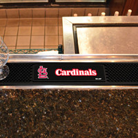 MLB - St. Louis Cardinals Drink Mat 3.25x24