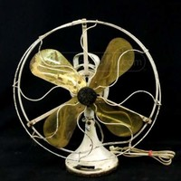 shopgoodwill.com - #23770063 - Vintage GE Whiz General Electric Fan - 8/29/2015 7:10:00 PM