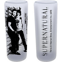 Supernatural Sam & Dean Shooters (Set of 2): WBshop.com - The Official Online Store of Warner Bros. Studios