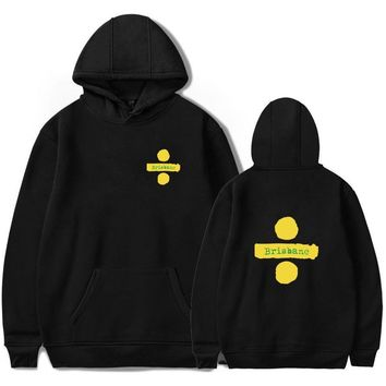 KPOP BTS Bangtan Boys Army  Ed Sheeran Hooded  Women Clothes 2018 Casual Harajuku Hip Hop Kawaii Hot Sale Hoodies Sweatshirts Plus Size A-10232-WY02 AT_89_10