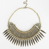 Mercer Bib Necklace - Urban Outfitters