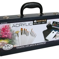 Royal & Langnickel Royal Gold Acrylic Painting Box Set