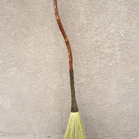 Elphaba Wicked Witch Broomstick - Replica