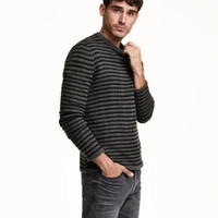 H&M Wool-blend Sweater $19.99
