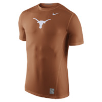 Nike College Hypercool 3.0 Fitted (Texas) Men's Training Shirt