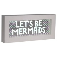 Mermaids Light Box