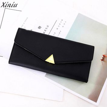Fashion Wallet Women Wallets Large Capacity Cute Card Hold Long Purses high quality Credit Card Holder Carteiras Femininas