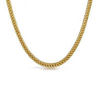 ROIAL Franco Necklace Gold