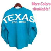 Texas Spirit Football Jersey