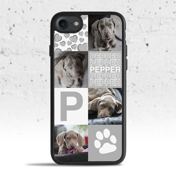 Personalized Collage Pet Case for Apple iPhone