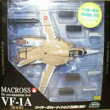 Yamato 1/60 Robotech Macross Do You Remember Love VF-1A Cannon Fodder Action Figure