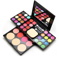 Foldable Makeup Travel Set Eyeshadow