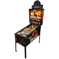 Refurbished Jurassic Park Pinball Machine