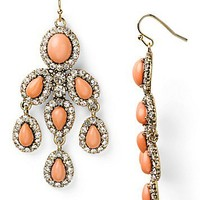 Aqua Chandelier Earrings | Bloomingdale's