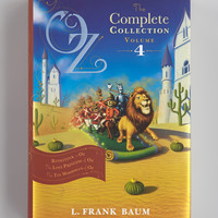 Oz, The Complete Collection, Volume Four Hardcover