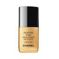 Chanel FACETTES D'OR Le Vernis (Gold Fiction) / Beauty Guide / Beauty Guide, Beauty Tips,beauty product, cosmetics brands, makeup, 星級化妝師 ,美妝, 美髮, 修護秀髮, beauty blog - ELLE HK