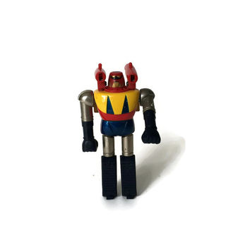Die Cast Robot, Getta G Robot, Collectible Toy Robot, Japanese Die Cast Toy, Geekery