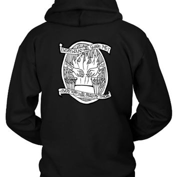 Bring Me The Horizon Throne Hoodie Two Sided