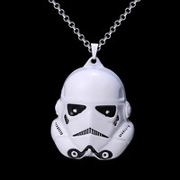 Jewelry Gift Shiny New Arrival Hot Sale Starwars Men Stylish Necklace [6057549697]