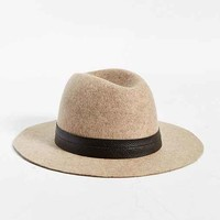 Trim Felted Fedora-