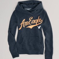 AE Signature Hooded Popover   American Eagle Outfitters